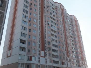 Новостройка ЖК на ул. Профсоюзная